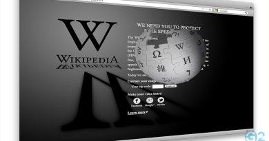 Wikipedia Protest gegen Artikel 13