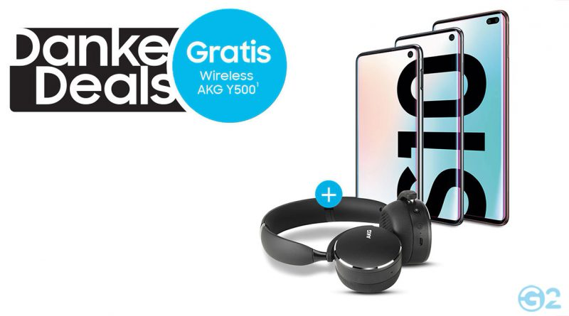 "Samsung Galaxy S10 ""DankeDeal"""