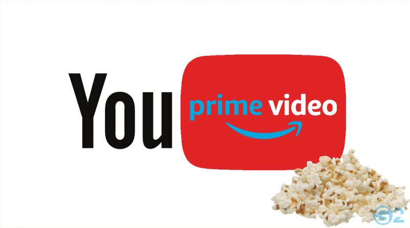 YouTube und Prime Video