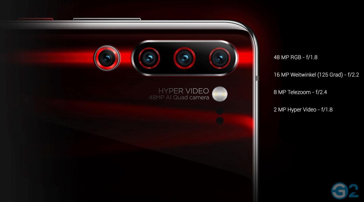 Lenovo Z6 Pro Kamera