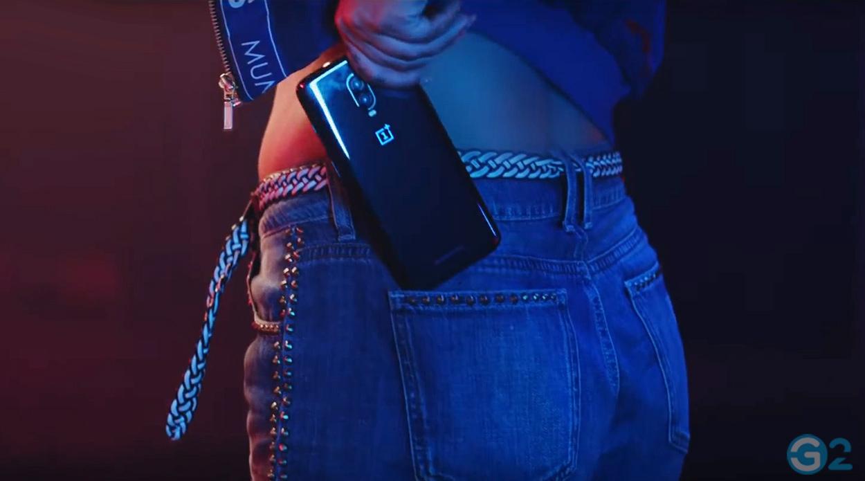 OnePlus 7 im Musikvideo