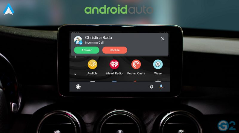 Android Auto 2919