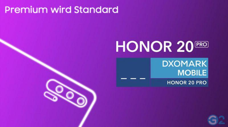 Honor 20 Pro Gewinnspiel