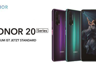 Honor 20 Serie