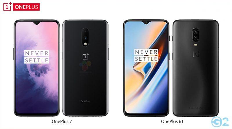 OnePlus 7 vs. OnePlus 6T