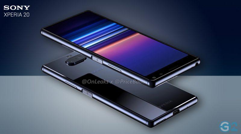 Sony Xperia 20