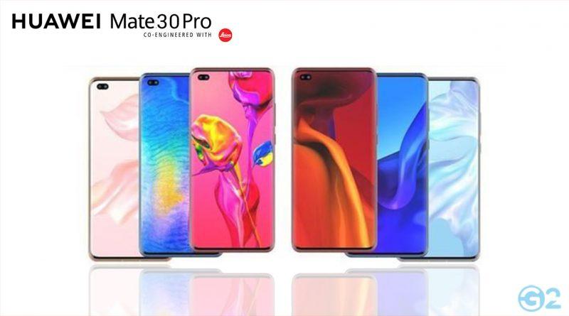 Huawei Mate 30 Pro Konzept