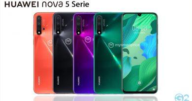 Huawei Nova 5-Serie