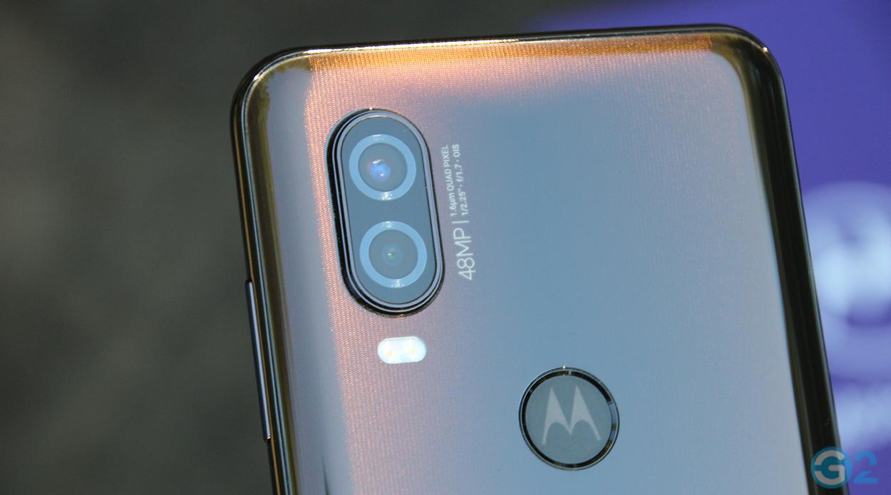 Motorola One Vision im Test
