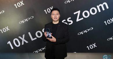 Oppo CEO Tony Chen