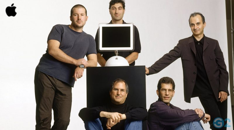 Jony Ive und Steve Jobs