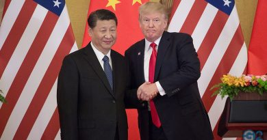 Donald Trump und Xi Jinping Einigung beim US-Embargo