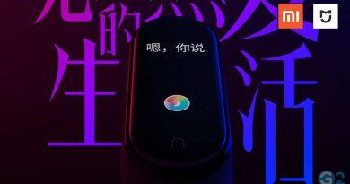 Xiaomi Mi Band 4 Einladung