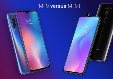 Xiaomi Mi 9 vs. Mi 9T: Worin bestehen die Unterschiede?