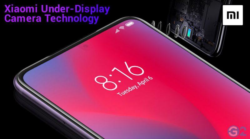 Die unsichtbare Frontkamera von Xiaomi