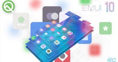 Android Q mit EMUI 10