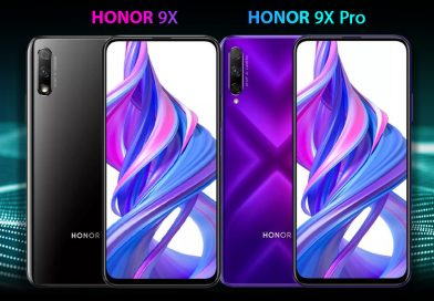 Honor 9X und Honor 9X Pro