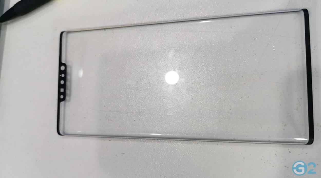 Huawei Mate 30 Pro Display-Glas