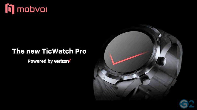 Mobvoi TicWatch Pro 2