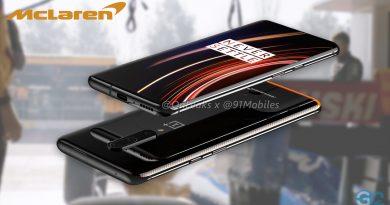 OnePlus 7T Pro McLaren-Edition