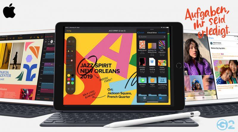 Apple iPad 2019 der 7. Generation