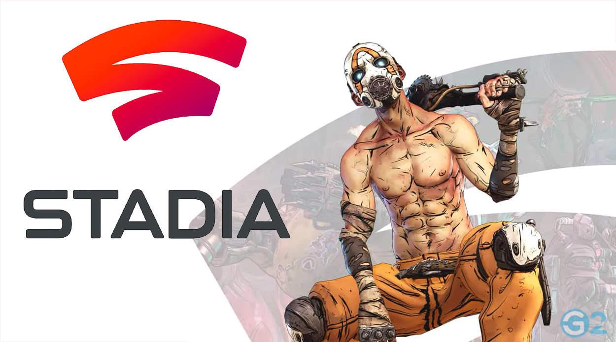 Borderlands 3 for Stadia