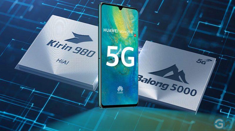 Huawei 5G-Technologie