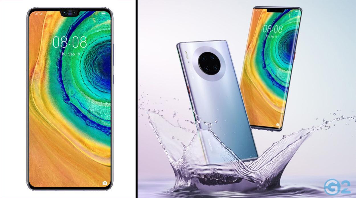 Huawei Mate 30-Serie