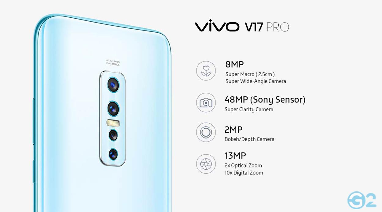 Vivo V17 Pro Kamera