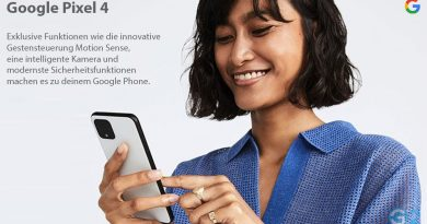 Google Pixel 4 Face-Unlock