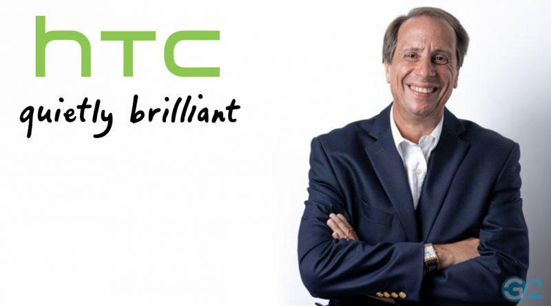 Neuer HTC CEO Yves Maitre