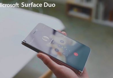 Microsoft Surface Duo Smartphone