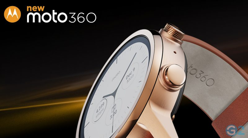 Motorola Moto 360 3rd Gen.