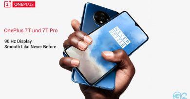 OnePlus 7T-Serie