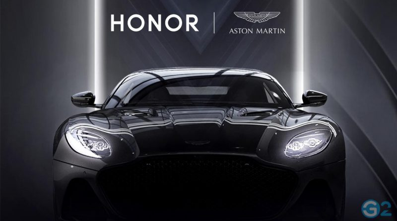 Honor V30 Aston-Martin-Edition