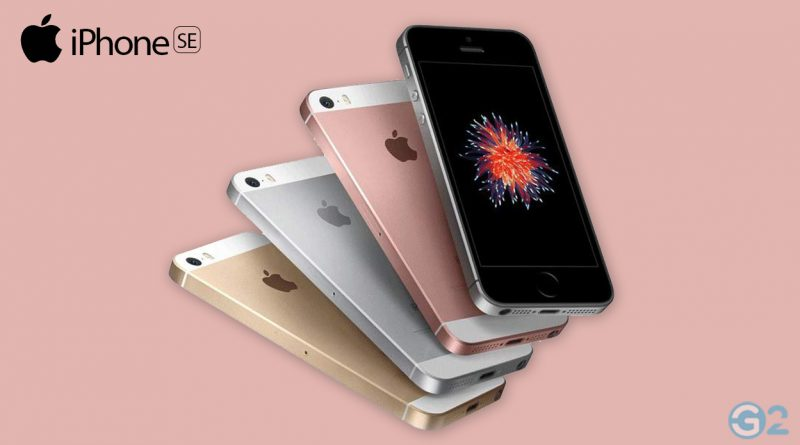 Kommt ein Apple iPhone SE 2