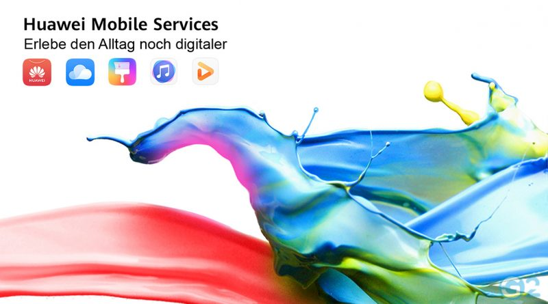 Huawei Mobile Services und Core