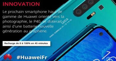 Huawei P40 Pro Graphen-Akku
