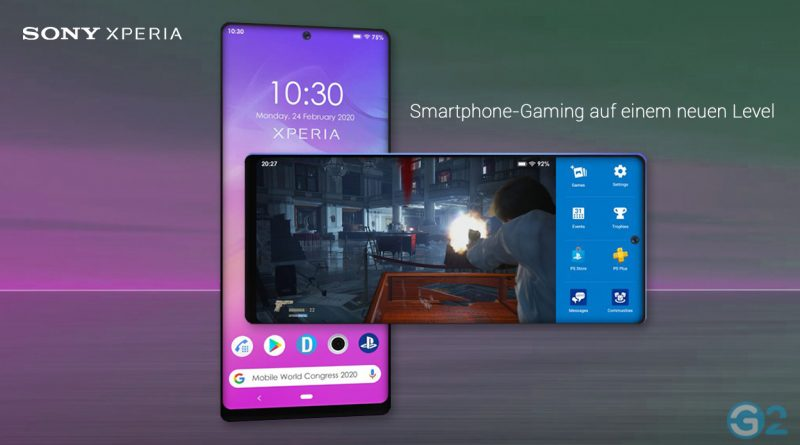 Sony Xperia-Modelle