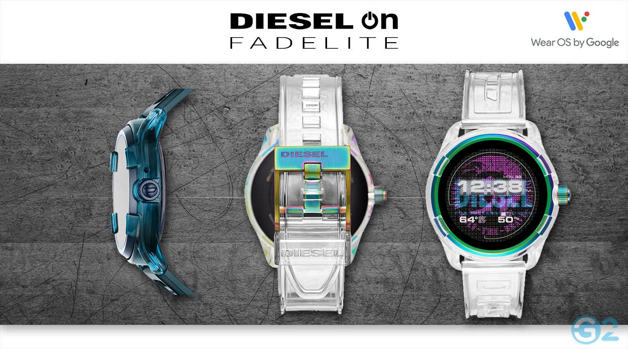 Diesel On Fadelite