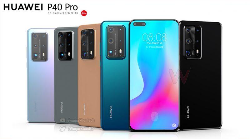 Huawei P40 Pro und P40 Premium