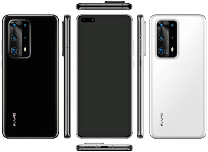 Huawei P40 Pro Pressebild