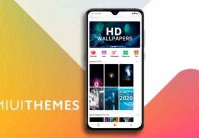 MIUI 11 App-Drawer und Themes