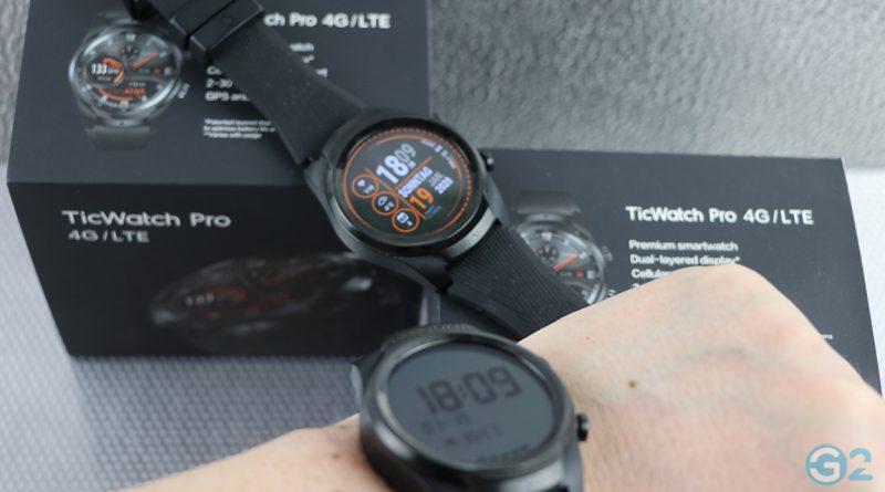 Mobvoi TicWatch Pro 4G im Test