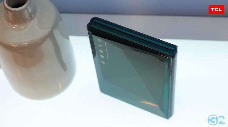 TCL Foldable-Prototypen