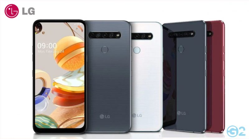LG K-Serie 2020
