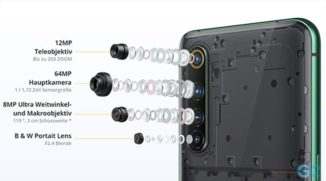 Oppo Realme X50 Pro