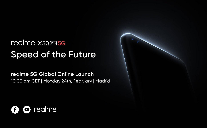 Realme X50 Pro MWC 2020