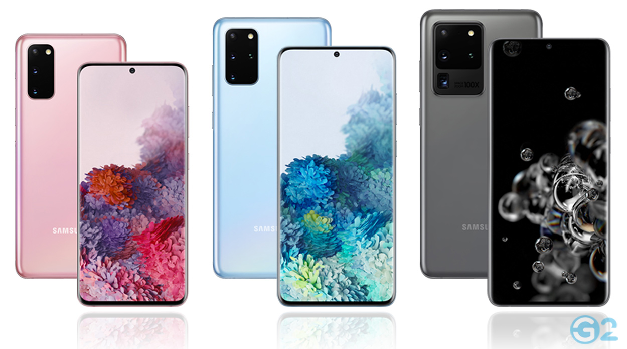 Samsung Galaxy S20-Serie