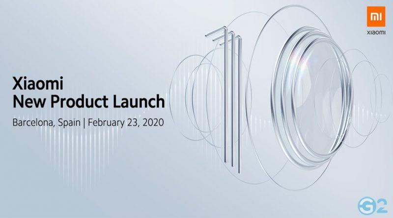 Xiaomi Mi 10 Global-Event